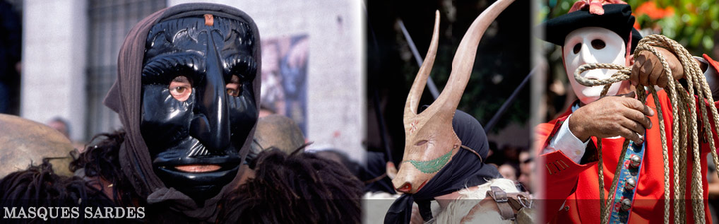 masques sardes